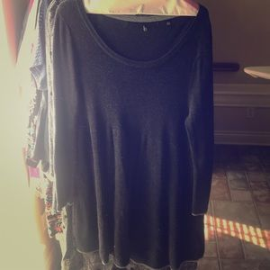 Anthropologie tunic sweater